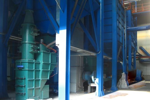 新型改性水玻璃砂处理设备的优越性